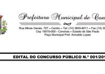 concurso prefeitura de conchas sp 2014 2015