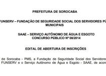 concurso prefeitura de sorocaba 2015